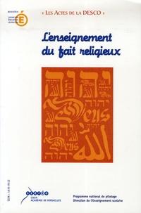 Histoiresdenlire.be L'enseignement du fait religieux Image