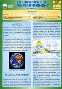 Régis Demounem - Biologie - Tome 2, La biosphère et l'environnement.