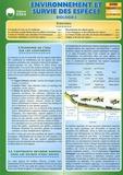 Régis Demounem - Biologie - Tome 3, Environnement et survie des espèces.
