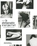 Régis Durand et David Rosenberg - La photographie n'est pas l'art - Collection Sylvio Perlstein.