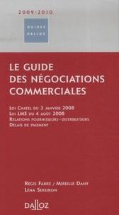 Accentsonline.fr Le guide des négociations commerciales 2009-2010 Image