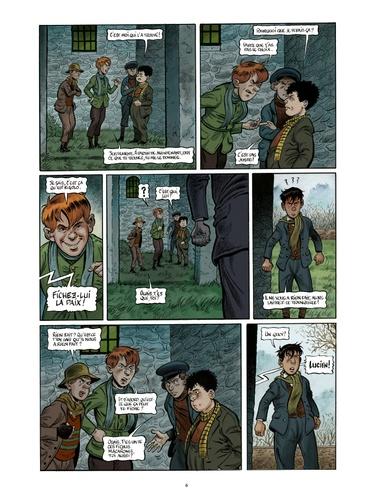 La Guerre des Lulus Tome 6 Lucien