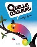 Régis Lejonc - Quelles couleurs !.