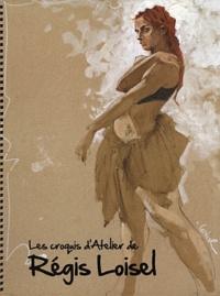 Régis Loisel - Les croquis de Régis Loisel.