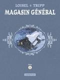 Régis Loisel et Jean-Louis Tripp - Magasin général Livre 1 : Marie ; Serge ; Les hommes.