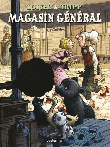 Magasin général Tome 7 Charleston