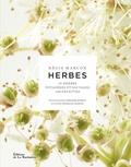 Régis Marcon - Herbes - 70 herbes potagères et sauvages, 130 recettes.