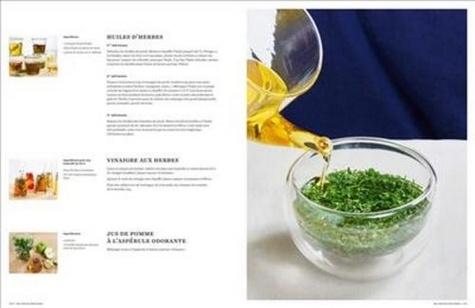 Herbes. 70 herbes potagères et sauvages, 130 recettes