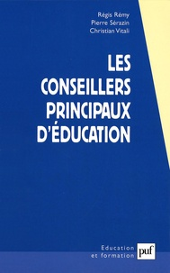 Régis Rémy et Pierre Sérazin - Les conseillers principaux d'éducation.