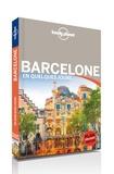 Regis St Louis et Sally Davies - Barcelone en quelques jours. 1 Plan détachable