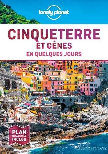 Cinque Terre et Gênes en quelques jours  avec 1 Plan détachable