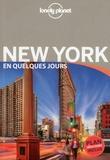 Regis St Louis et Cristian Bonetto - New York en quelques jours. 1 Plan détachable