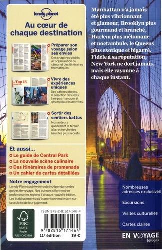 New York 11e édition -  avec 1 Plan détachable
