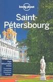 Regis St Louis et Simon Richmond - Saint-Pétersbourg. 1 Plan détachable