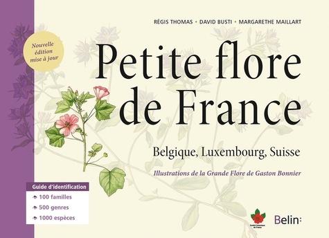 Petite flore de France. Belgique, Luxembourg, Suisse