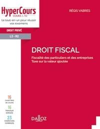 Régis Vabres - Droit fiscal - 1re ed..