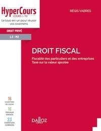 Régis Vabres - Droit fiscal L3-M2.