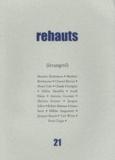 Hélène Durdilly - Rehauts N° 21, Printemps-été : (étrangeté).