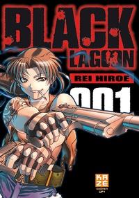 Rei Hiroe - Black Lagoon Tome 1 : .