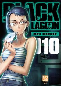 Rei Hiroe - Black Lagoon Tome 10 : .