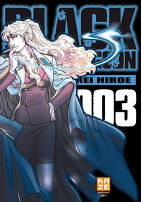 Rei Hiroe - Black Lagoon Tome 3 : .