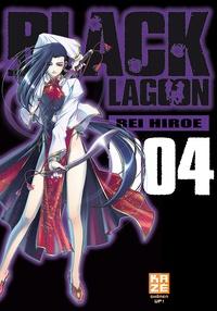 Rei Hiroe - Black Lagoon Tome 4 : .