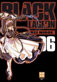Rei Hiroe - Black Lagoon Tome 6 : .