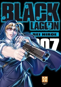 Rei Hiroe - Black Lagoon Tome 7 : .