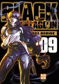 Rei Hiroe - Black Lagoon Tome 9 : .