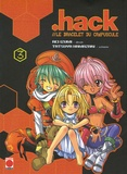 Rei Izumi et Tatsuya Hamazaki - Hack, le bracelet du crépuscule Tome 3 : .