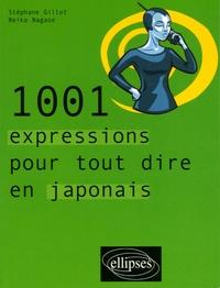 1001 expressions pour tout dire en japonais - Reiko Nagase | Showmesound.org