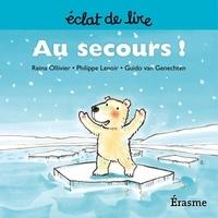 Reina Ollivier et  Guido van Genechten - Au secours ! - Une histoire pour lecteurs débutants (5-8 ans).
