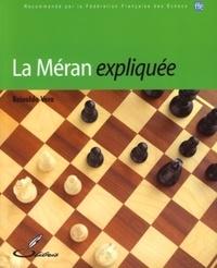 Reinaldo Vera - La Méran expliquée.