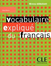Histoiresdenlire.be Vocabulaire expliqué du français - Niveau débutant Image