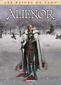Simona Mogavino - Reines de sang - Alienor, la Légende noire 2.