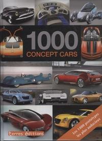 Reinhard Lintelmann - 1000 concept cars - Idées, réalisations, utopies.
