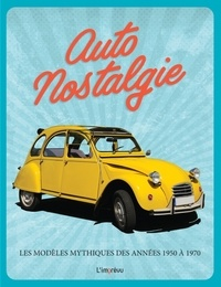 Galabria.be Autonostalgie - Les modèles mythiques des années 1950 à 1970 Image