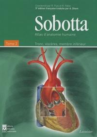 Atlas danatomie humaine Sobotta - Tome 2, Tronc, viscères, membre inférieur.pdf
