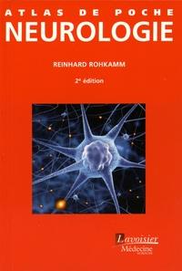 Reinhard Rohkamm - Atlas de poche de neurologie.