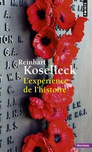 Reinhart Koselleck - L'expérience de l'histoire.