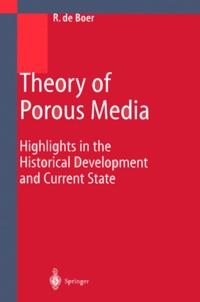 Birrascarampola.it THEORY OF POROUS MEDIA. - Highlights in the Historical Development and Current State Image