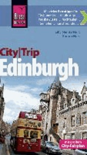 Reise Know-How CityTrip Edinburgh - Reiseführer mit Faltplan.