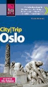 Reise Know-How CityTrip Oslo - Reiseführer mit Faltplan.