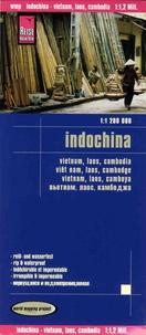 Reise Know-How - Indochine, Viêt Nam, Laos, Cambodge - 1/1 200 000.