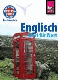 Reise Know-How Kauderwelsch Englisch - Wort für Wort.