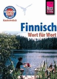 Reise Know-How Kauderwelsch Finnisch - Wort für Wort.