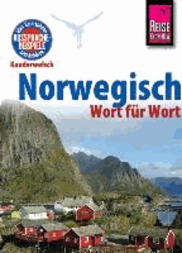 Reise Know-How Kauderwelsch Norwegisch - Wort für Wort.