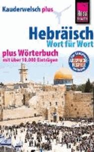 Reise Know-How Kauderwelsch plus Hebräisch - Wort für Wort.