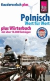Reise Know-How Kauderwelsch plus Polnisch - Wort für Wort.