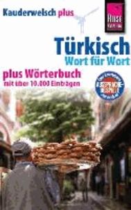 Reise Know-How Kauderwelsch plus Türkisch - Wort für Wort.